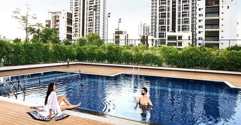 real estate brands offering duplex apartments in delhi