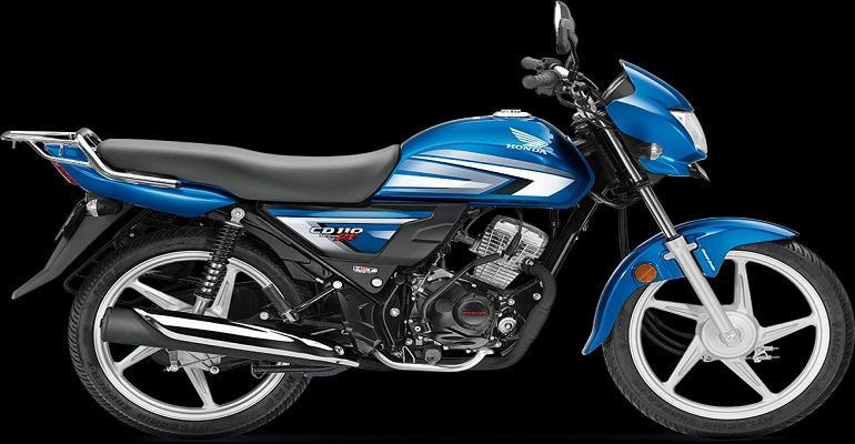 Top 5 Mileage Bikes of Honda