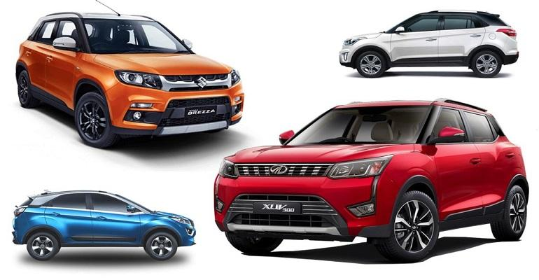 top-10-selling-suv-In-february-2019-in-india