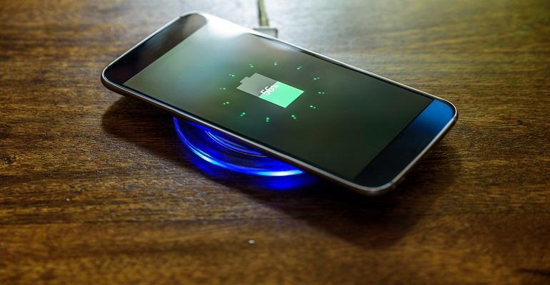 wireless charging phones