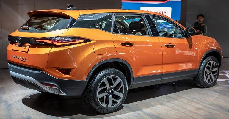 Indian SUV-cars with the most powerful engines in 2021