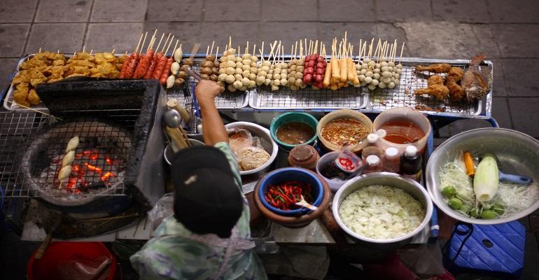 Best Street Food Destinations in Asia