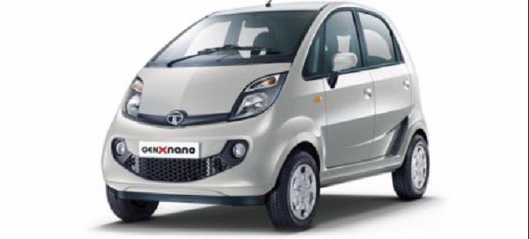 Used Tata Nano Car