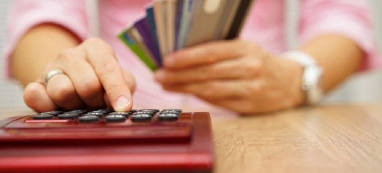 Struggling with Costly Credit Card Dues