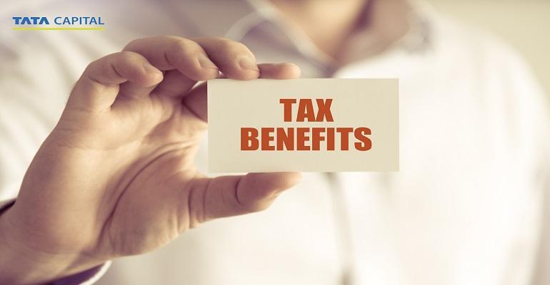 Tax benifits on personal loan