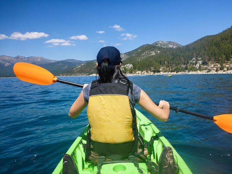 Water Sports Destinations in the USA