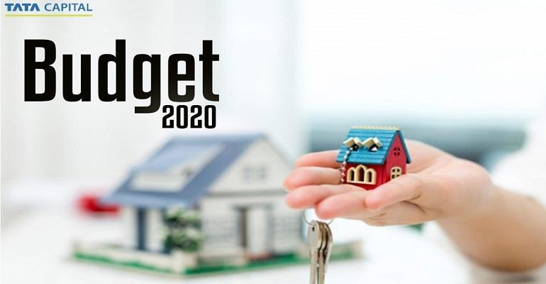 Budget 2020 on real estate sector