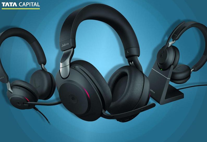 Jabra Evolve2 85, Evolve2 65, and Evolve2 40 headphones