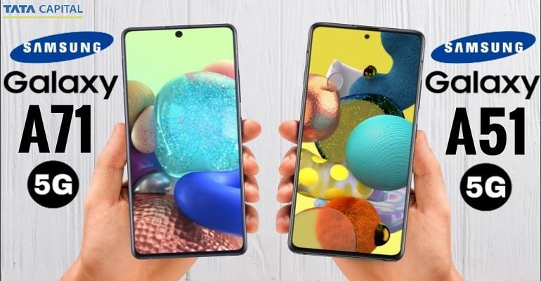 Samsung Galaxy A51 & A71