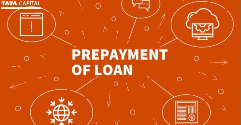 Prepayment of Personal Loan