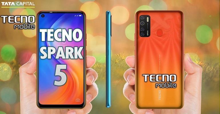 Techno Spark 5