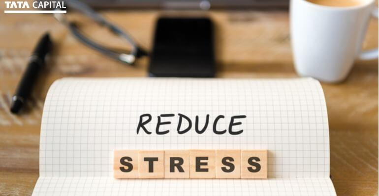 Easy Ways to Reduce Stress while Working from Home