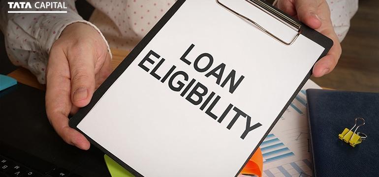 Education Loan Eligibility Criteria