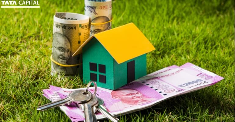 Types of home loan in India