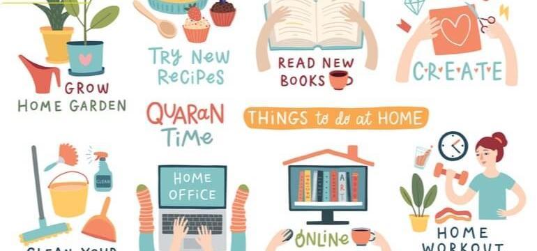 Fun things to do during quarantine