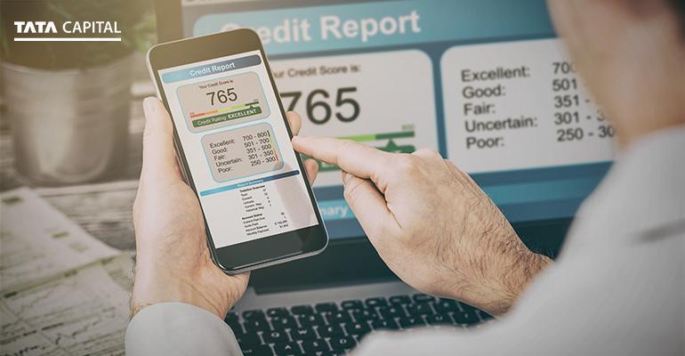 CIBIL score for personal loan