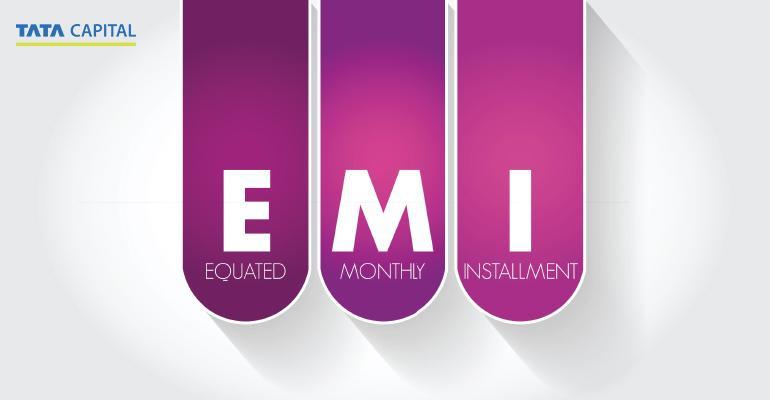 bike loan EMI