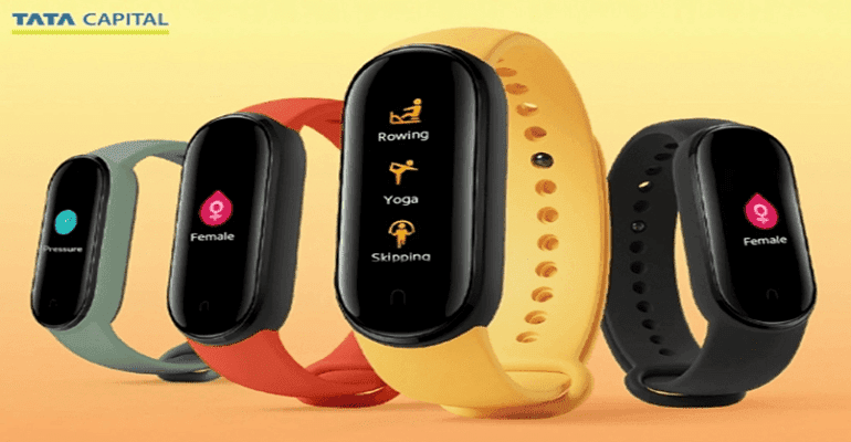 Xiaomi Mi Band 5 Fitness Watch