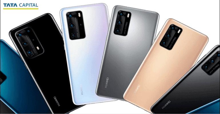 Compare Huawei P40 vs Huawei P40 Pro vs Huawei P40 Pro Plus