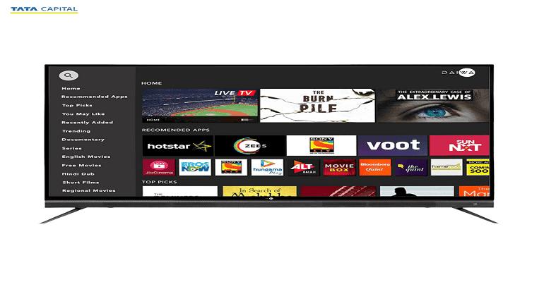 Daiwa 4K UHD smart TVs