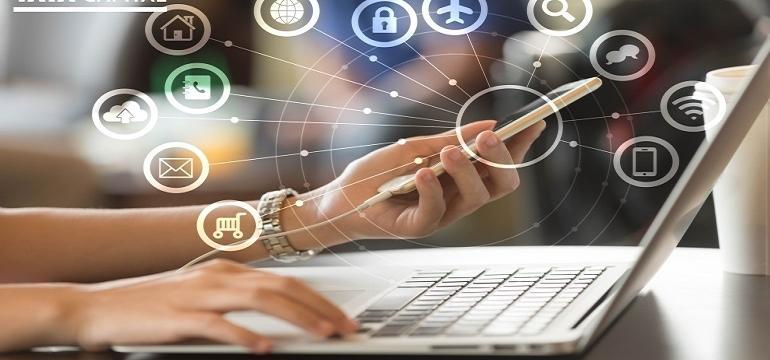 online business presence