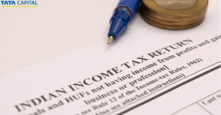 Interest on Home Loan in Income Tax Returns