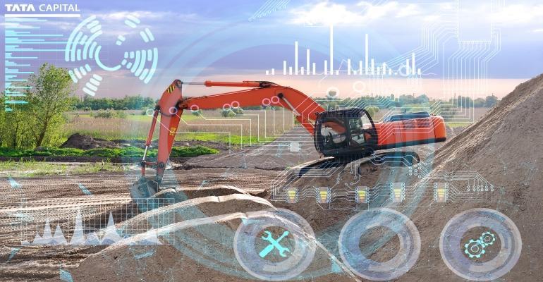 Tata Capital's Digital Construction Equipment Finance
