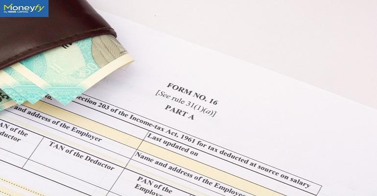 What comprises Form 16