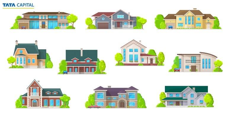 What is the difference between a Villa, Bungalow and Duplex apartment