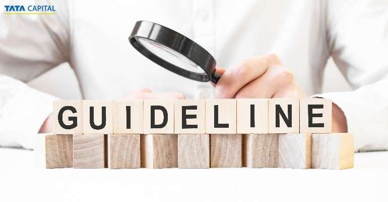 Investment Guidelines for 2021-2022