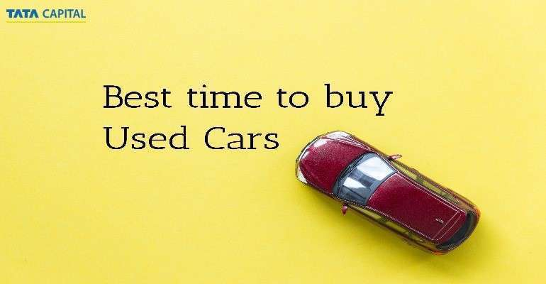 When is the Best time to buy a Used Car