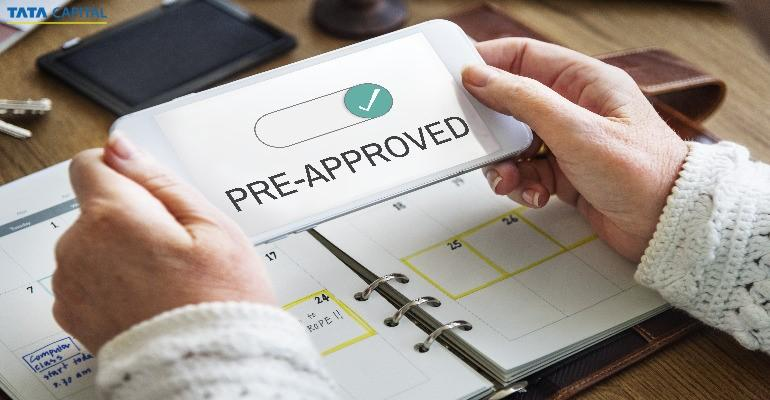 What is Pre Approved Business Loan?