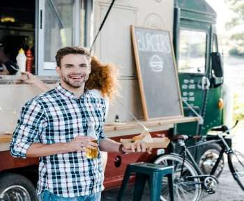 How To Start A Food Truck Business In India