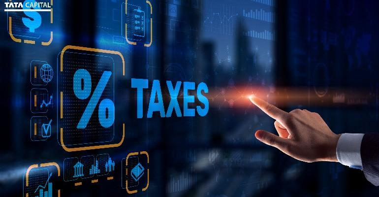 Taxation of AIF in India